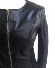 giacca-donna-in-pelle-nera-di-agnello-nappato-e-inserti-in-jersey_1054_4
