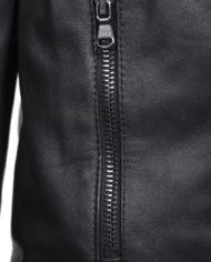 giacca-uomo-a-bomber-sportiva-nera-in-pelle-di-agnello-nappato_bomber_2