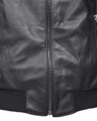 giacca-uomo-a-bomber-sportiva-nera-in-pelle-di-agnello-nappato_bomber_3