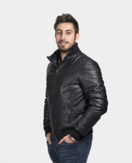 giacca-uomo-a-bomber-sportiva-nera-in-pelle-di-agnello-nappato_bomber_8
