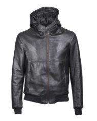 giacca-uomo-con-cappuccio-sportiva-nera-in-pelle-di-agnello-nappato-crust_1902_2