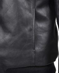 giacca-uomo-con-cappuccio-sportiva-nera-in-pelle-di-agnello-nappato-crust_1902_6