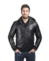 giacca-uomo-con-cappuccio-sportiva-nera-in-pelle-di-agnello-nappato-crust_1902_7