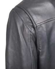 giacca-uomo-sportiva-nera-in-pelle-di-agnello-nappato_Avion_2