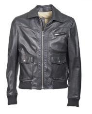 giacca-uomo-sportiva-nera-in-pelle-di-agnello-nappato_Avion__4