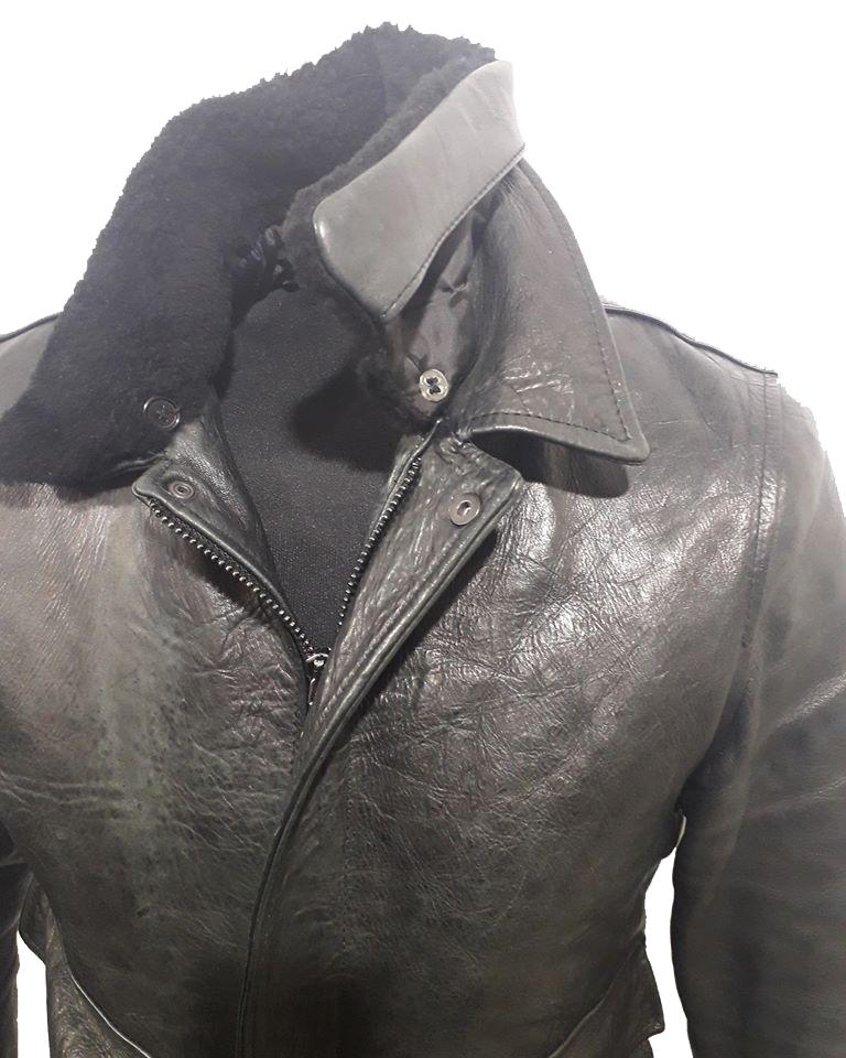 Come pulire collo giacca in pelle